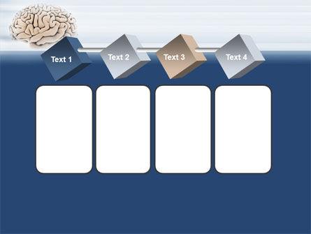 Human Brain Preparation PowerPoint Template Slide 18