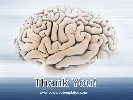 Human Brain Preparation PowerPoint Template Slide 20