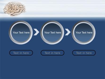 Human Brain Preparation PowerPoint Template Slide 5