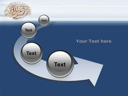 Human Brain Preparation PowerPoint Template Slide 6