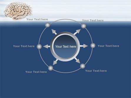 Human Brain Preparation PowerPoint Template Slide 7