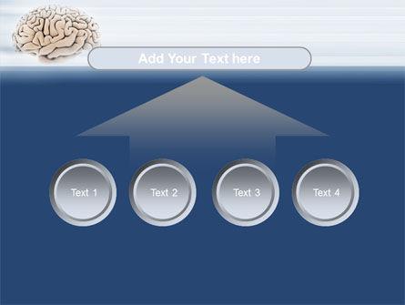 Human Brain Preparation PowerPoint Template Slide 8