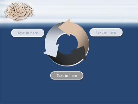 Human Brain Preparation PowerPoint Template Slide 9