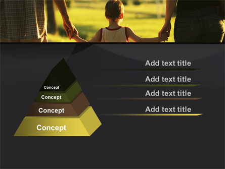 Son Of A Family PowerPoint Template, Slide 4, 09835, People — PoweredTemplate.com