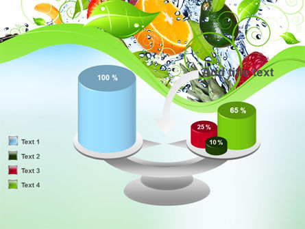 Summer Fruits PowerPoint Template Slide 10