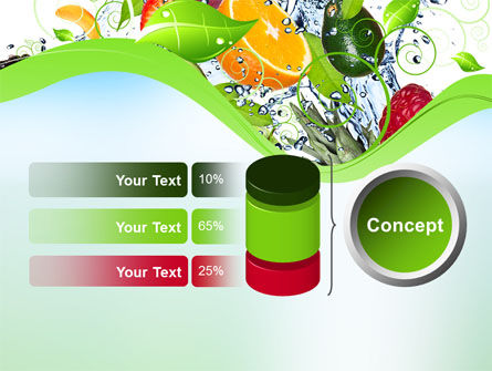 Summer Fruits PowerPoint Template Slide 11