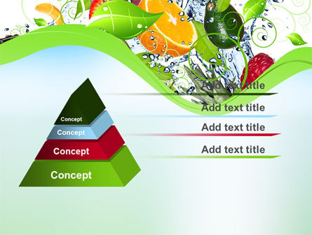 Summer Fruits PowerPoint Template Slide 12