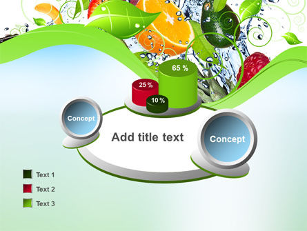 Summer Fruits PowerPoint Template Slide 16
