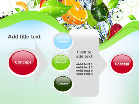 Summer Fruits PowerPoint Template Slide 17