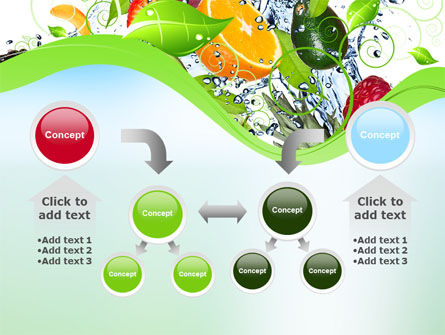 Summer Fruits PowerPoint Template Slide 19