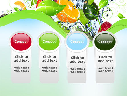 Summer Fruits PowerPoint Template Slide 5