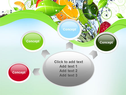 Summer Fruits PowerPoint Template Slide 7