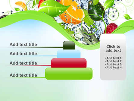 Summer Fruits PowerPoint Template Slide 8