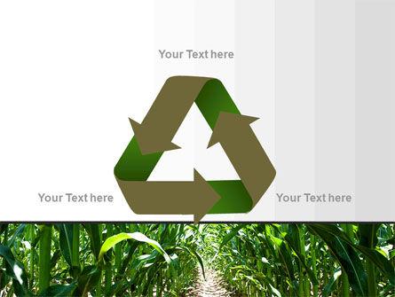 Corn Field PowerPoint Template Slide 10