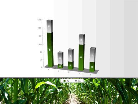 Corn Field PowerPoint Template Slide 17