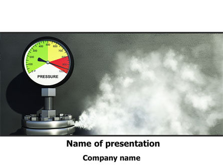 Let Off Steam PowerPoint Template