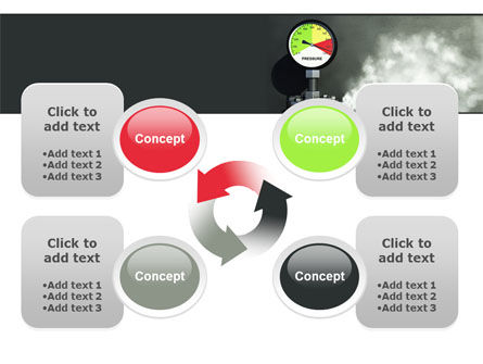 Let Off Steam PowerPoint Template Slide 9