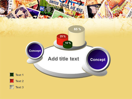 Philatelism PowerPoint Template Slide 16