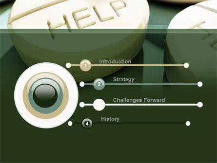 Emergency Medicamental Help PowerPoint Template, Slide 3, 09849, Medical — PoweredTemplate.com