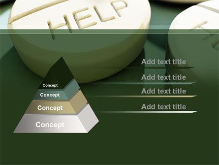 Emergency Medicamental Help PowerPoint Template, Slide 4, 09849, Medical — PoweredTemplate.com