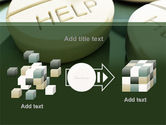 Emergency Medicamental Help PowerPoint Template#17