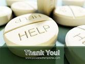 Emergency Medicamental Help PowerPoint Template#20