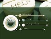 Emergency Medicamental Help PowerPoint Template#3