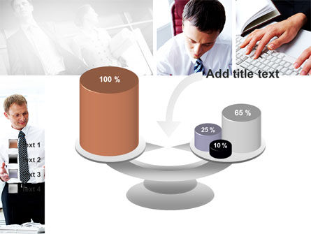 Day At The Office PowerPoint Template Slide 10