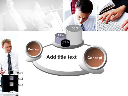 Day At The Office PowerPoint Template Slide 16