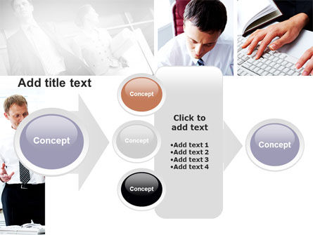 Day At The Office PowerPoint Template Slide 17