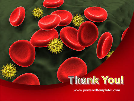 Virus In Blood Stream PowerPoint Template Slide 20