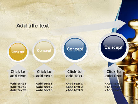 A Set Of Weights PowerPoint Template Slide 13
