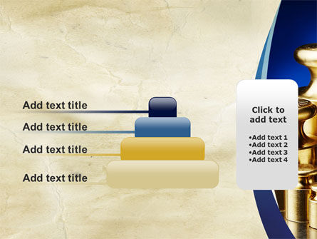 A Set Of Weights PowerPoint Template Slide 8