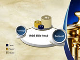 A Set Of Weights PowerPoint Template#16