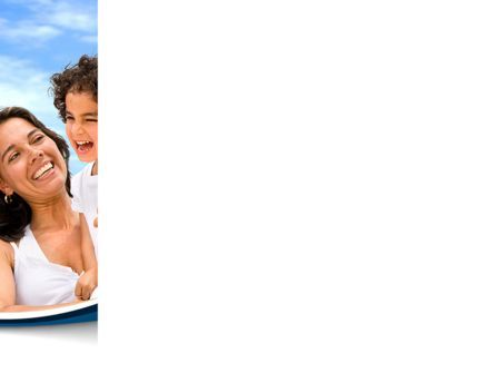 Lucky Latino Family PowerPoint Template, Slide 3, 09861, People — PoweredTemplate.com