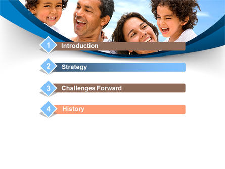Lucky Latino Family PowerPoint Template Slide 3