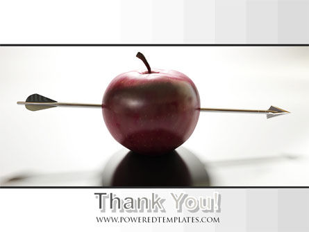 Apple Of William Tell PowerPoint Template Slide 20