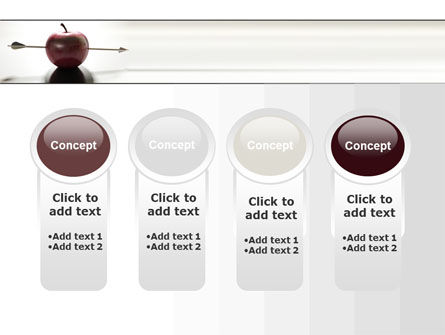 Apple Of William Tell PowerPoint Template Slide 5