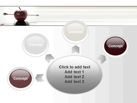 Apple Of William Tell PowerPoint Template Slide 7
