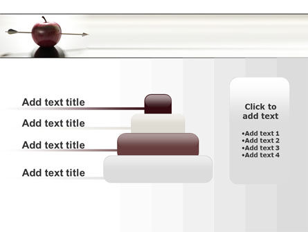 Apple Of William Tell PowerPoint Template Slide 8
