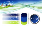 Ecological Balance Between Various Types Of Life PowerPoint Template#11