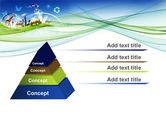 Ecological Balance Between Various Types Of Life PowerPoint Template#12