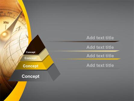 Navigation In Global Business PowerPoint Template, Slide 4, 09865, Global — PoweredTemplate.com