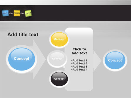 Workflow PowerPoint Template Slide 17