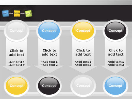 Workflow PowerPoint Template Slide 18