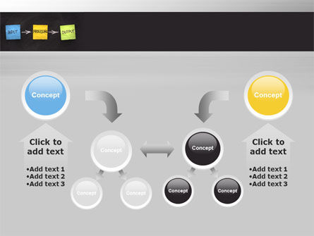 Workflow PowerPoint Template Slide 19