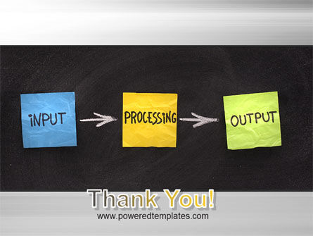 Workflow PowerPoint Template Slide 20