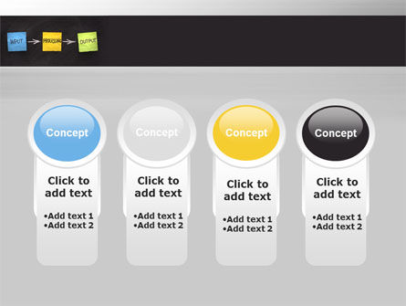 Workflow PowerPoint Template Slide 5