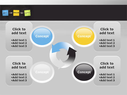 Workflow PowerPoint Template Slide 9