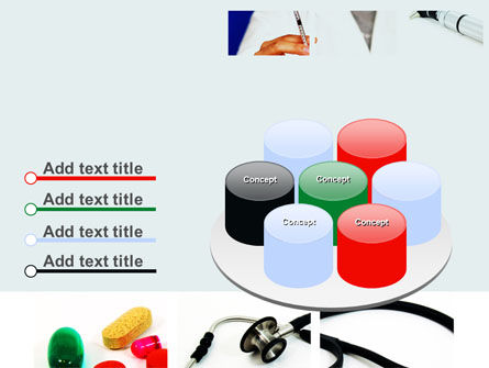 Educational Medical PowerPoint Template Slide 12